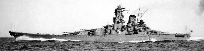 Acorazado japonés Yamato