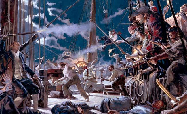 Ataque corsario