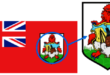 bandera de Bermuda