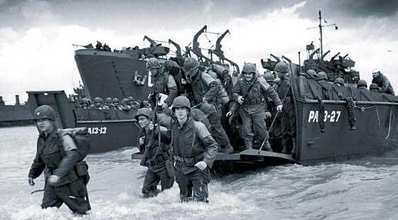 batalla de normandia 1944