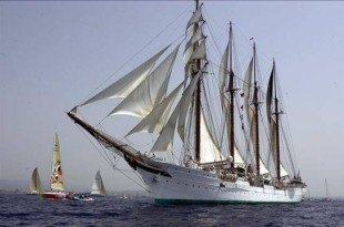 Buque Juan Sebastián Encano