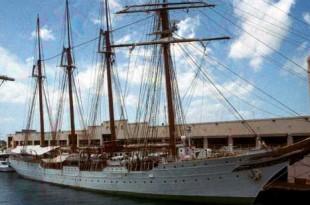 Buque escuela Juan Sebastián Encano de la Armada española