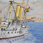 Crucero Reina Cristina