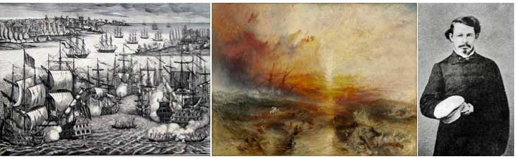 Efemérides navales noviembre