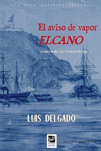 el aviso de vapor Encano. Novela de una saga marinera española