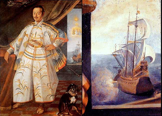 galeón San Juan Bautista