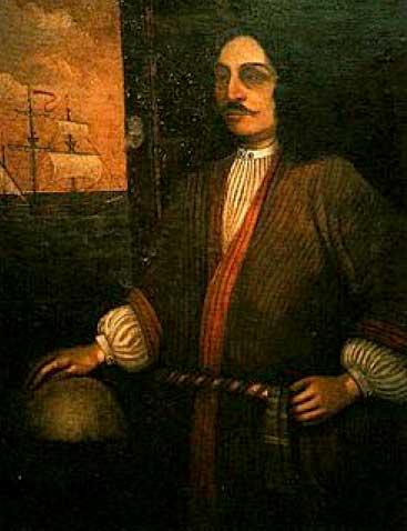 Retrato de Georges Somers
