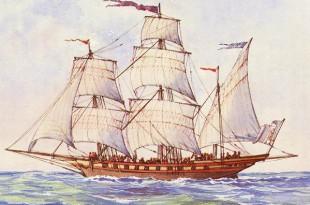 jabeque de la real armada española