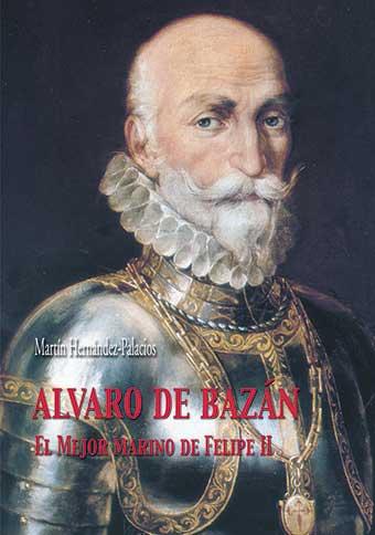 libro sobre Álvaro de Bazán