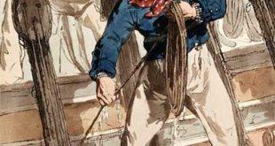 Marinero inglés de 1807