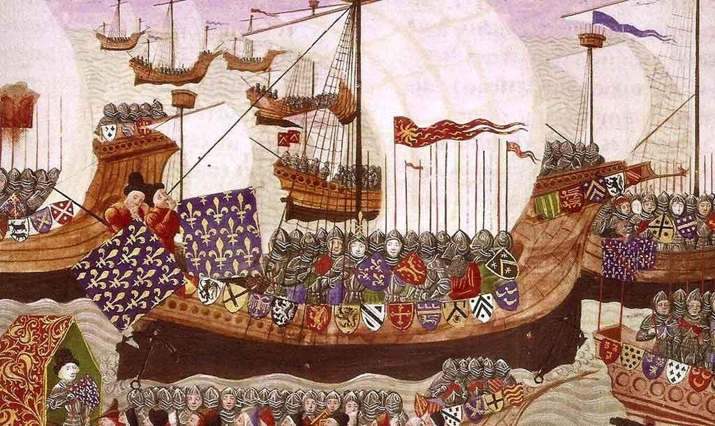 Ataques de Pero Niño a la costa inglesa
