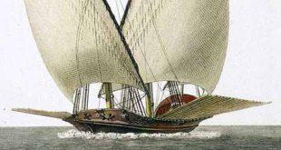 Piratas rusos y griegos
