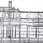Plano de la fragata española Nuestra señora de La Soledad