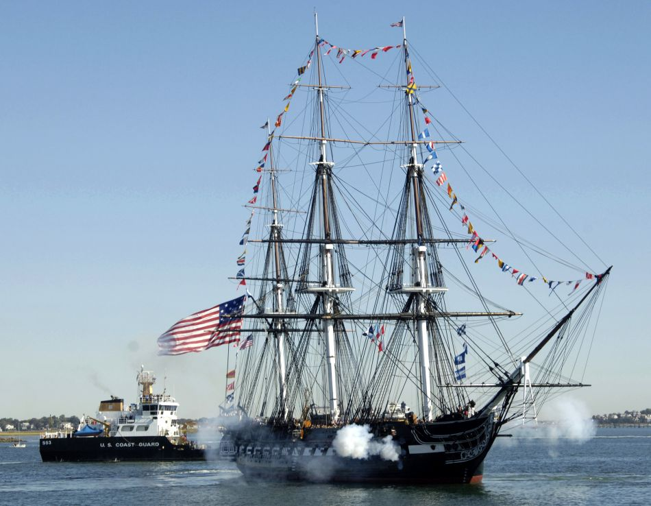 Fragata USS Constitution