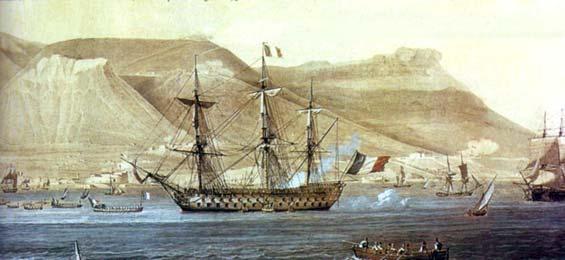 navio Orient