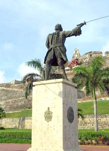 biography of blas de lezo For those whose naval history is a bit rusty he was the admiral best remembered  for the 1741 battle of cartagena de  admiral blas de lezo.