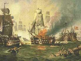Batalla de San Vicente