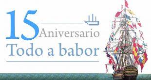 15 aniversario de Todo a babor