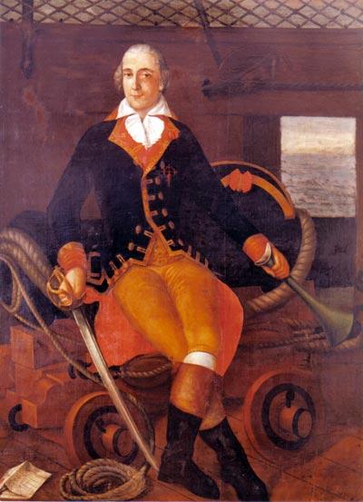 Retrato de Joseph de Ezquerra y Guirior