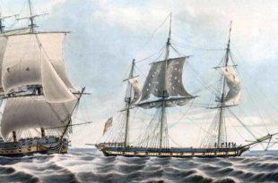 Apresamiento del HMS Musquito