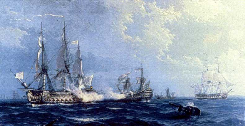 Captura del navío Princesa