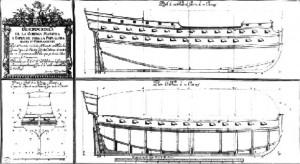 Perfil de un navío