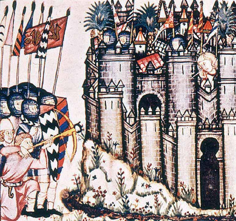 Asedio a un castillo