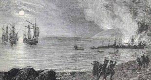 Ataque español a Penzance