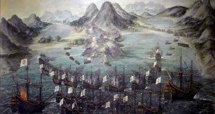 Expulsión de los holandeses de la isla de San Martín, (Islas de Barlovento, 1 de julio de 1633)