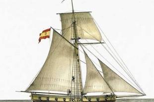 balandra española de guerra