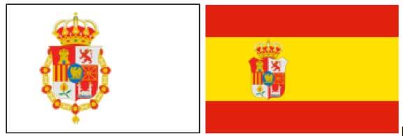 Banderas de la Armada de José Bonaparte