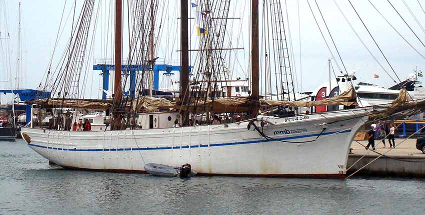 Barco Santa Eulalia