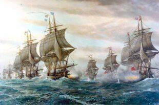 Batalla naval de Cabo Espartel, 20 de octubre de 1782