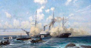 Batalla naval Cabo Tres Frocas