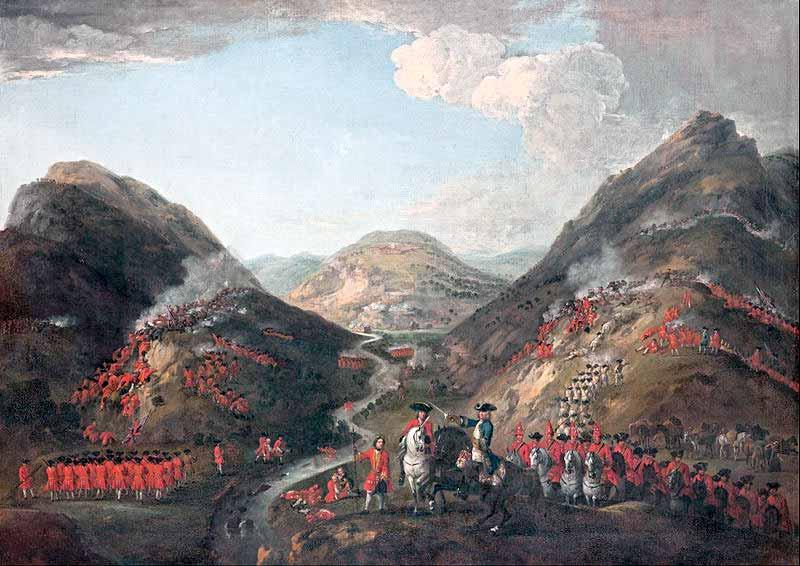 Batalla de Glenshiel