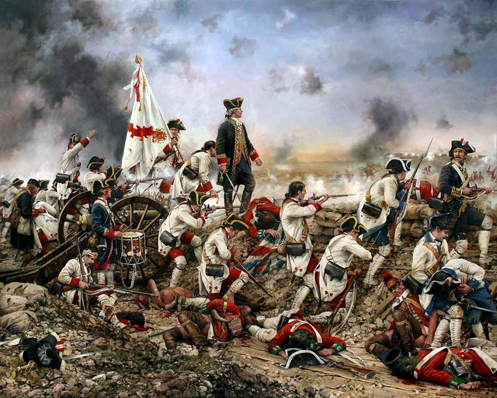 Batalla por Pensacola