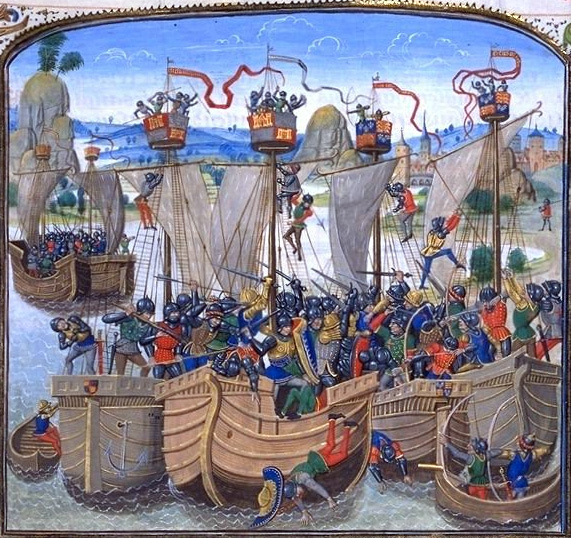 Batalla de la Rochelle o batalla de la Rochela