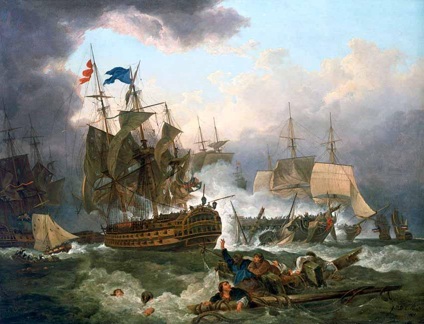 Batalla naval de Camperdown