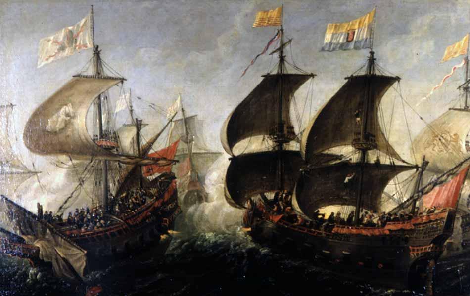 Batalla naval de Gibraltar, 1621