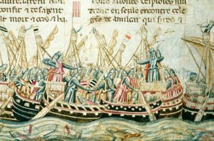 batalla naval medieval