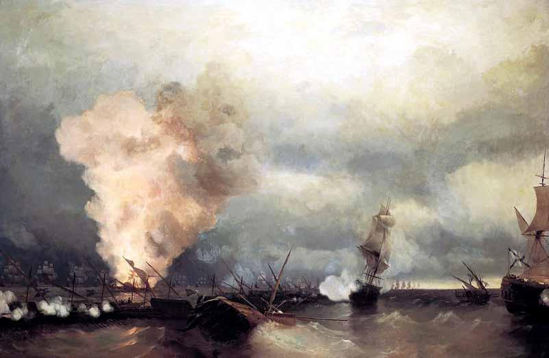 batalla naval de Vyborg