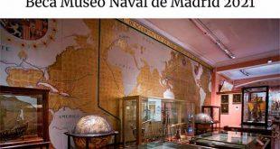 La Fundación Alvargonzález convoca una beca de investigación en el Museo Naval de Madrid.