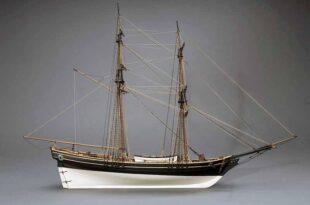 Bergantín HMS Lively