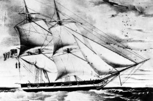 Bergantín USS Somers