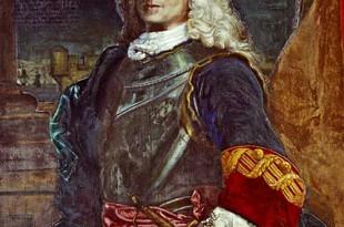 Retrato de Blas de Lezo. Museo Naval de Madrid