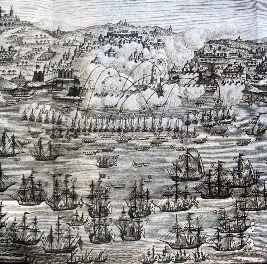 Bombardeo de Argel en 1783