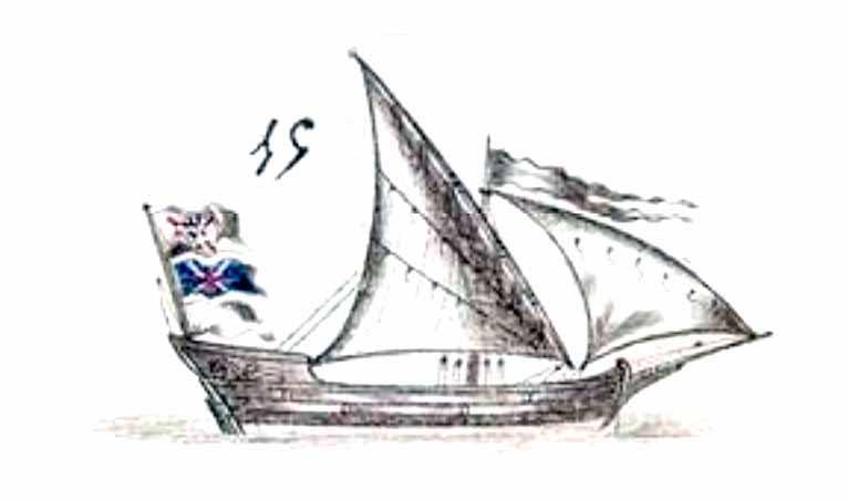 Ganguil francés nombrado San Pedro