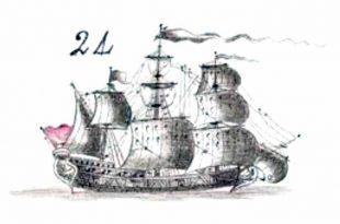 Fragata veneciana Nuestra Señora de Caravallo