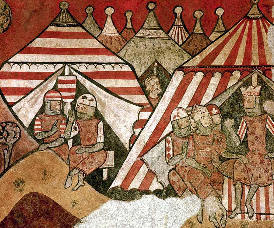 Caballeros de la Corona de Aragón