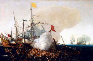 Combate naval del Cabo Celidonia